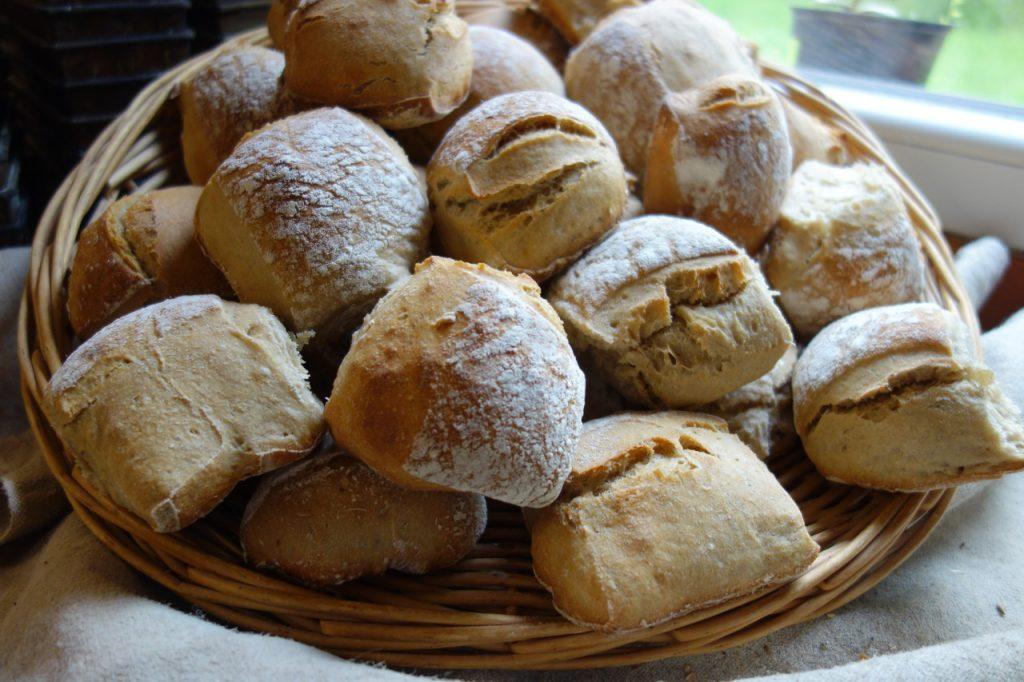 ce sont des petits pains décoratifs au levain