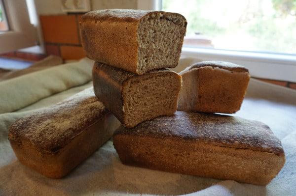 pain complet farine blés anciens T130 longue fermentation 14 heures haute hydratation