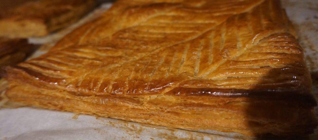 galette des rois pâte feuilletée frangipane fait maison